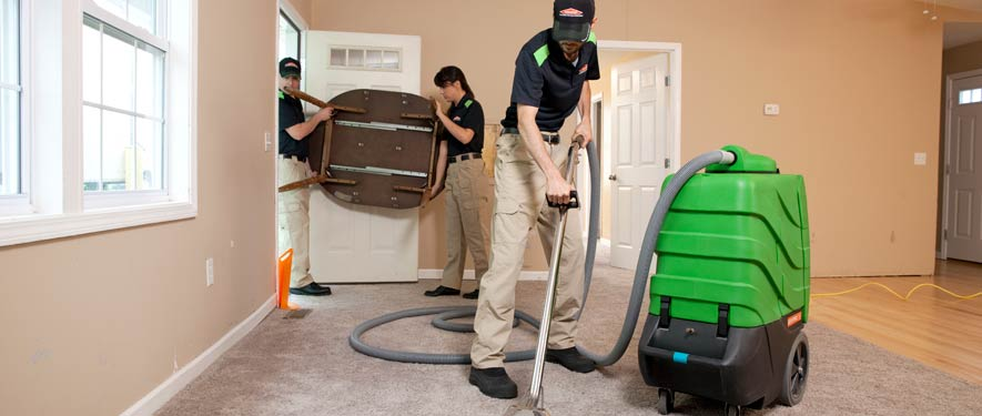 Greenville, MS residential restoration cleaning